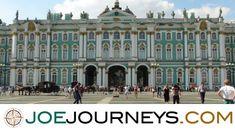 HERMITAGE Museum - Saint Petersburg - RUSSIA | Joe Journeys by Joe Journeys on Youtube