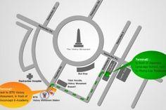 Как добраться из Паттайи в Бангкок самостоятельно (на автобусе или такси)