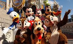 Disney World - Some Great Travel Destinations in Florida