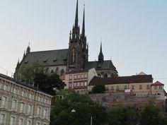 Petrov Hill, Brno Czech Republic, Barcelona Cathedral, Explore, Building, Travel, Viajes, Buildings, Destinations, Traveling
