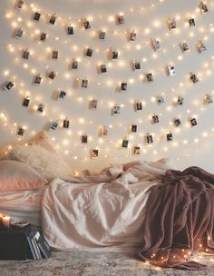 Eight trendy ways to style with fairy lights (that have nothing to do with…