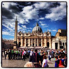 Canonizacion Juan Pablo II y Juan XII ! Solo con All Reps!!  www.allreps.com. Salidas especiales con cupos garantizados. Abril 23 de 2014.