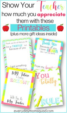 These are the cutest teacher appreciation gift card holder printable that the teacher in your life will love. #teacherappreciationprintable #teacherappreciationgifts #giftsforteachers #giftideasforteacherappreciationday Educational Activities For Kids, Infant Activities, Fun Learning, Teaching Kids, Writing Prompts For Kids, Kids Writing, Teachers Week, Personalized Teacher Gifts, Kids Behavior