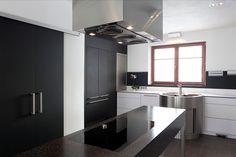plan 3 küche (kuchyně) / Tománek / Maximale individualität