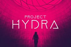 Project Hydra Font by Zeppelin Graphics on @creativemarket