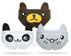 """Animal Characters Ladies' Underwear 3 pack. That's actually a good price from thinkgeek. The ones I found were very cheap. I want this kitty! I like all of them. Gimme! """"See if you can make the noises of the animal you're wearing... with your butt."""""""