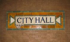New York Subway's Beautiful Abandoned City Hall Station