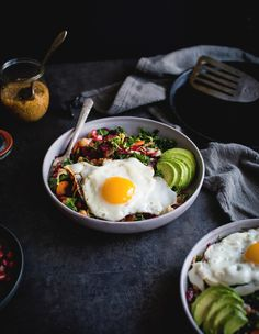 Miso Veggie Breakfast Bowl + Asheville Photography & Fly Fishing Workshop (and a few words about fear)