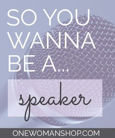 Want to be a professional speaker? 3 entrepreneurs share their wisdom on starting a speaking business