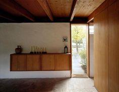 Roland Rainer: Summer House, St. Margarethen, Burgenland