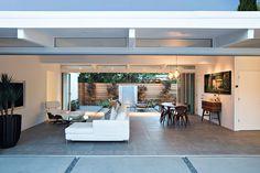 Klopf - Open Eichler House - Palo Alto, CA - back yard