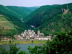 Along the Rhine, Germany