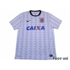 Photo1: Corinthians 2012 Home Shirt  #nike FIFA Club World Cup Corinthians Home Shirt  - Football Shirts,Soccer Jerseys,Vintage Classic Retro - Online Store From Footuni Japan