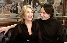Something's Gotta Give, Le Grand Colbert, Paris, Diane Keaton au resto le Grand Colbert
