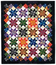 Fat quarters: tips + easy quilt patterns