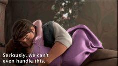 "Flynn ""Perfection"" Rider | Oh, Snap! | Oh My Disney"