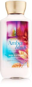 Signature Collection Amber Blush Body Lotion - Bath And Body Works
