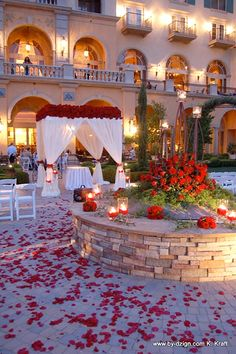 Lovely outdoor ceremony set up at the Ravella resort in Las Vegas Las Vegas Resorts, Lake Las Vegas, Hotels And Resorts, Best Hotels, Luxury Hotels, Hilton Worldwide, Las Vegas Weddings, Beautiful Places, Wedding Ideas