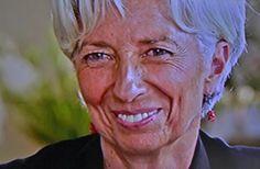 Christine Lagarde est d'ores et déjà une très sérieuse candidate aux éléctions présidentielles en France 2017. Donc votez utile et pour Lagarde ! IMG_8773.JPG. © Osvaldo Villar Journaliste NYT.