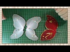 how to make nylon flowers Nylon Flowers, Wire Flowers, Fabric Flowers, Butterfly Crafts, Butterfly Wings, Flower Crafts, Fairy Crafts, Diy And Crafts, Nylon Crafts