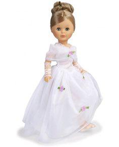 Nancy Doll, Girls Dresses, Flower Girl Dresses, Maria Jose, 50th, Cinderella, Disney Princess, Disney Characters, Wedding Dresses