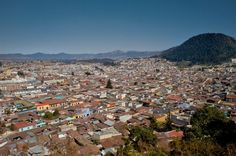Quetzaltenango is Guatemala's 2nd biggest city, with 300,000 people also named Xela
