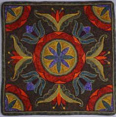 bea brock rug hooking