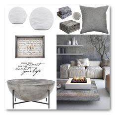 """A Beautiful Life"" by loveartrecyclekardstock ❤ liked on Polyvore featuring interior, interiors, interior design, home, home decor, interior decorating, WALL, Villa Home Collection, Swing and Graypants"