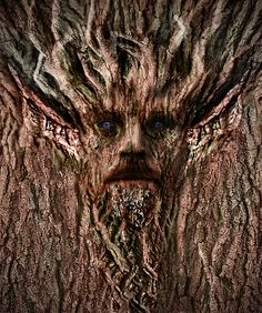 Tree Spirit by *Thunderborn on deviantART