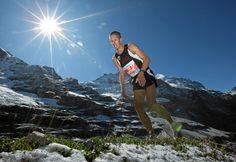 Jungfrau marathon. Dubbed the world's most beautiful. Life list.
