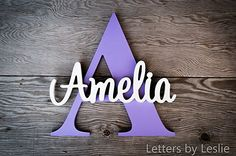 Handmade Nursery Name Sign Capital Letter Baby Name Plaque Personalized Nursery Baby Name Wall Hanging Nursery Wooden Wall Art Wooden Wall Art, Wooden Walls, Baby Name Letters, Gift Coupons, Nursery Name, Name Plaques, Business Gifts, Twin Babies, Name Signs