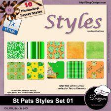 St Pats STYLES 01 by Boop Designs #CUdigitals cudigitals.comcu commercialdigitalscrapscrapbookgraphics