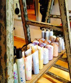 - Davines new styling line Packaging made with ZERO impact recycled paper