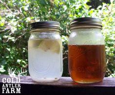 masonades! (make ahead lemonade or iced tea and keep it in the fridge in mason jars to grab instead of pop)