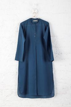 Good Earth - Tamir:Cotton Tunic Dress