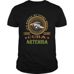 Artemisa-Cuba - #men #sweatshirts for women. ORDER NOW => https://www.sunfrog.com/LifeStyle/Artemisa-Cuba-Black-Guys.html?60505