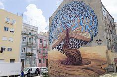 'Brainstorm' by João Maurício (Violant) in Lisboa (Lisbon)