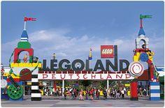 Německo Legoland