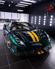 Dreaming Together: stunning photos of a Ferrari 488 Track - Sharare.it - News Magazine Maserati, Bugatti, Us Cars, Sport Cars, Audi, Porsche, My Dream Car, Dream Cars, Cadillac