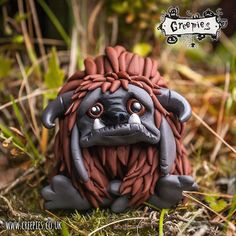 Labyrinth, is the best Labyrinth 1986, Labyrinth Movie, Ludo Labyrinth, Biscuit, Movie Crafts, Goblin King, The Dark Crystal, Clay Figurine, Doll Painting