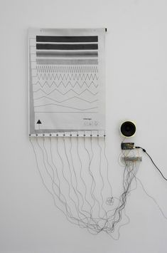 Conductive Design: 10 Objects Transformed Into Touch Pads & Circuits Interactive Poster, Interactive Display, Interactive Design, Interactive Projection, Interactive Learning, E Textiles, Sound Installation, Art Design, Sketch Design