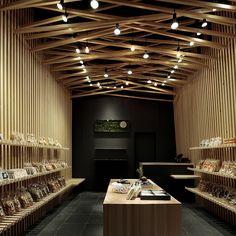 稲山貴則 建築設計事務所 『山香煎餅本舗 銀座店』 http://www.kenchikukenken.co.jp/works/1411958340/4/