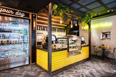 dana shaked - interior design studio - bread station - תחנת לחם - עיצוב מאפייה- דנה שקד סטודיו לעיצוב פנים
