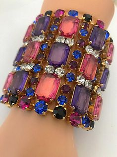 Jewelry & Watches Bracelets Enchanting Indicolite Tourmaline Ethnic Style Cuff Jewelry Bracelet Adst Products Are Sold Without Limitations