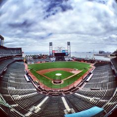"""""""From the appropriately named View Level at #ATTPark #SFGiants"""" Photo taken by @sfgiants on Instagram, pinned via the InstaPin iOS App! http://www.instapinapp.com (05/19/2015)"""