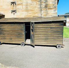 This is a replica convict caravan that is located on Goat Island Caravan, Goats, Australia, Island, Instagram, Islands, Motorhome, Goat