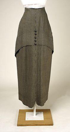 SuitSuit Date: Culture: American Medium: wool, silk Edwardian Fashion, Vintage Fashion, Edwardian Era, Victorian, Historical Costume, Historical Clothing, Vintage Dresses, Vintage Outfits, Teen Fashion