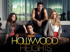 Hollywood Heights : )