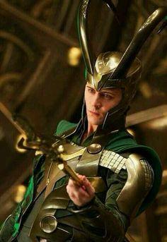 He looks sad again... DAMNIT Loki why the feels?