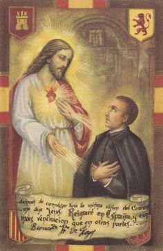 Santos, Beatos, Veneráveis e Servos de Deus: Beato Bernardo de Hoyos, Jesuíta e Apóstolo do Sag...
